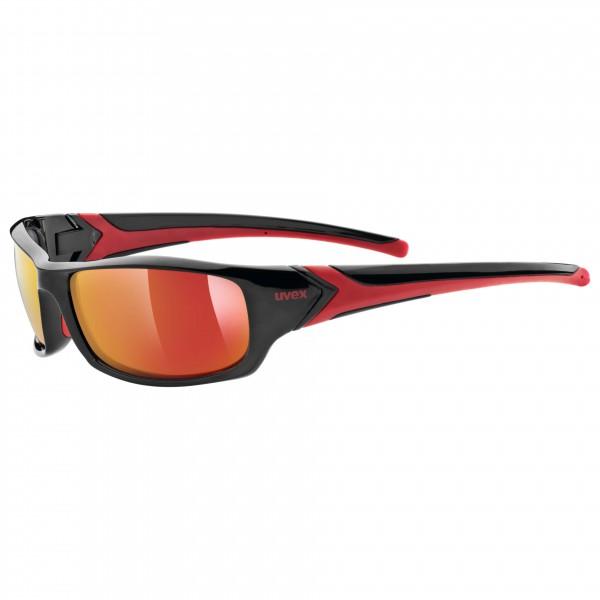 Uvex - Sportstyle 211 Mirror Red S3 - Aurinkolasit