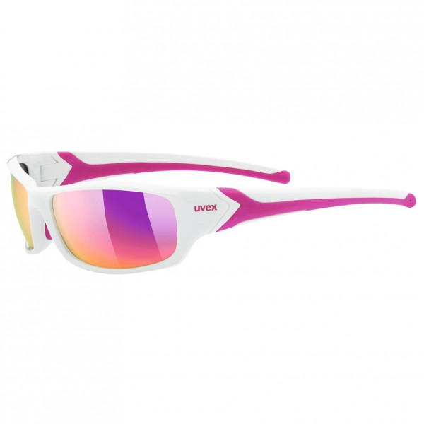 Uvex - Sportstyle 211 Mirror Red S3 - Sunglasses