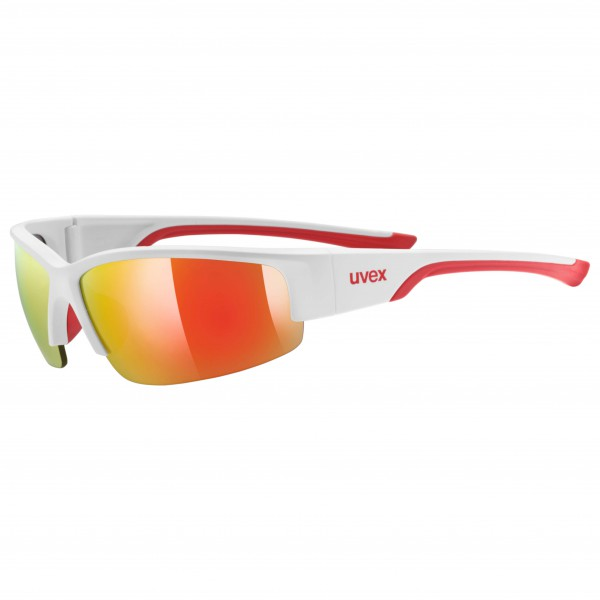 Uvex - Sportstyle 215 Mirror Red S3 - Lunettes de soleil