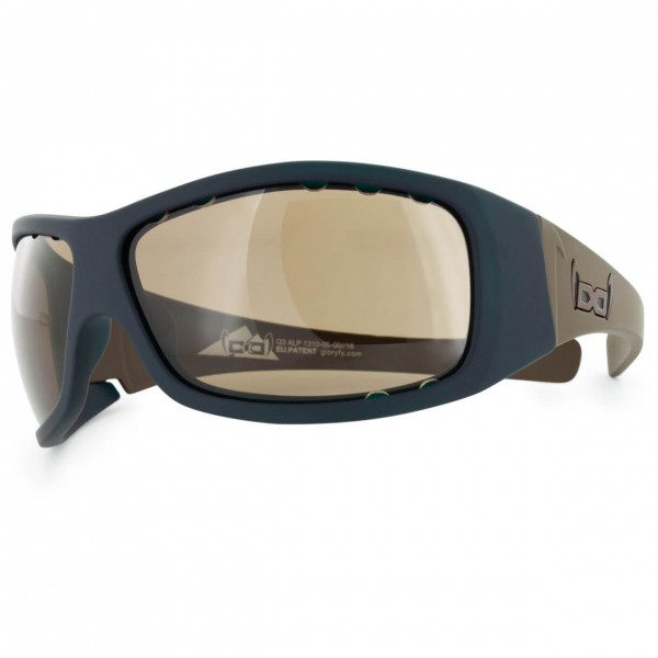 Gloryfy - G3 Balance Brown F2 - Sunglasses