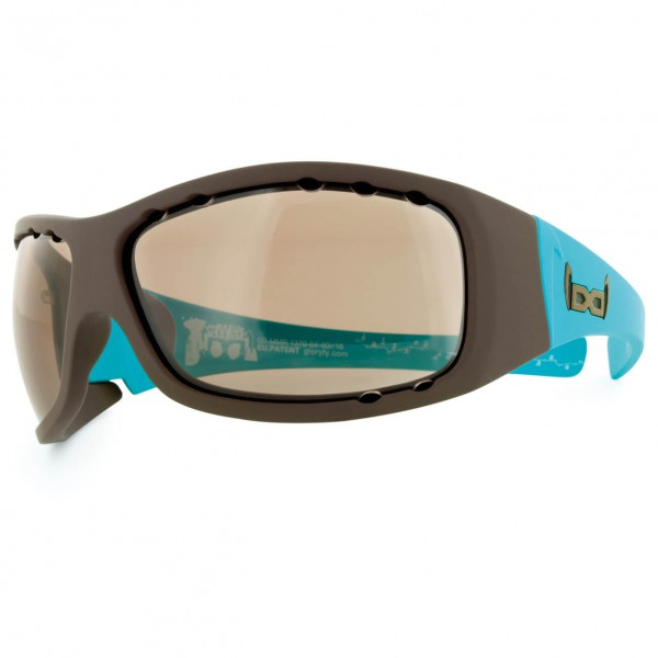 Gloryfy - G3 Transformer Brown Air F2-F4 - Sunglasses