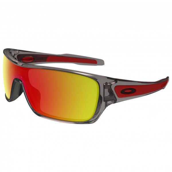Oakley - Turbine Rotor Ruby Iridium - Sunglasses