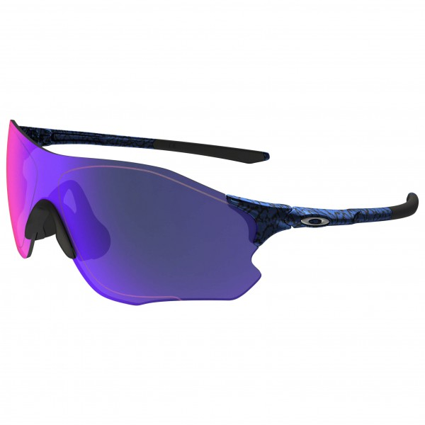 Oakley - Evzero Path Positive Red Iridium - Sunglasses
