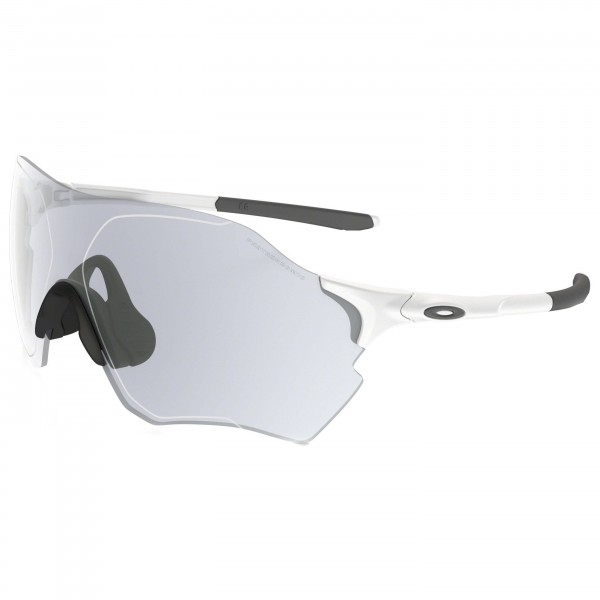 Oakley - Evzero Range Clear to Black Iridium Photochromic - Sunglasses