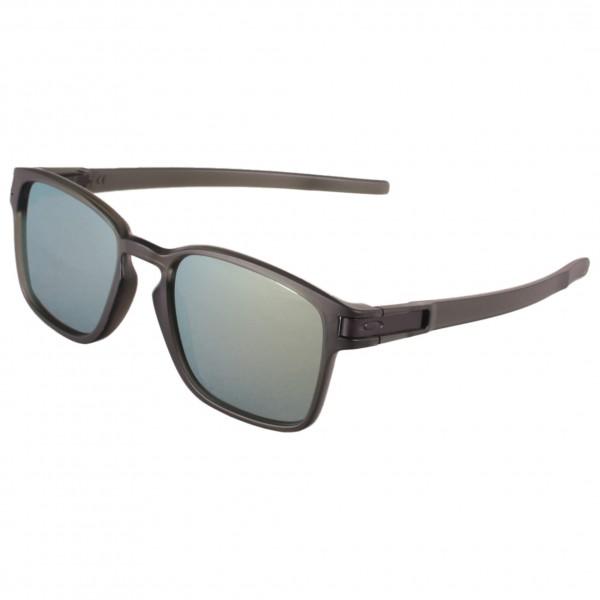 Oakley - Latch Squared Emerald Iridium - Sunglasses