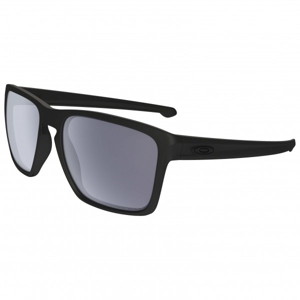 Oakley - Sliver XL Grey Polarized - Solbriller