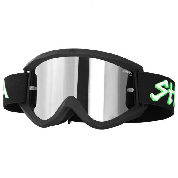 SHRED - Soaza Dirt Don Platinum Cat: S3 - Bike-Goggles