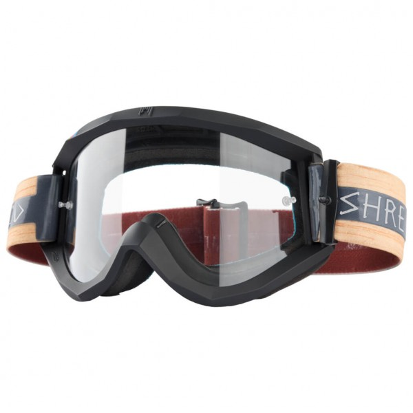 SHRED - Soaza Dirt Shrastawood Clear Cat:S0 - Lunettes de so