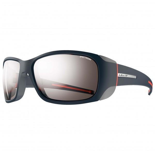 Monterosa verres Spectron 4 - Lunettes de soleil Noir / Noir Unique 09xQpZd