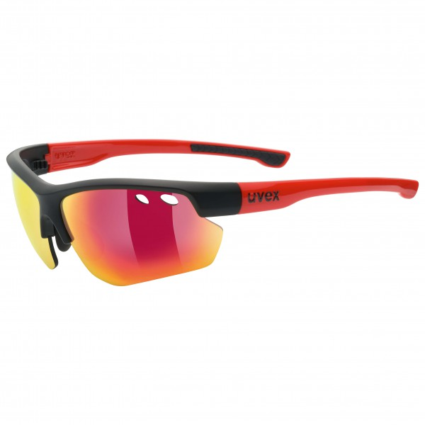 Uvex - Sportstyle 115 Clear S0 / LM S1 / LM S3 - Fahrradbrille