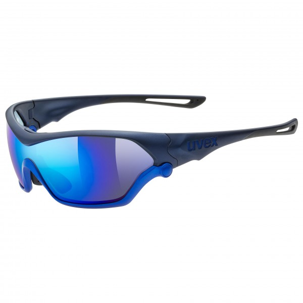 Uvex - Sportstyle 705 Clear S0+Litemirror S1+Mirror S3 - Solbrille