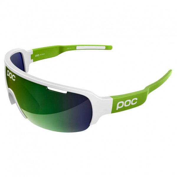 POC - DO Half Blade Clear S0 + Mirror Antifog S3