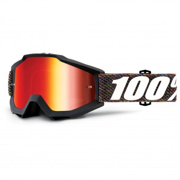100% - Accuri Goggle Anti Fog Mirror Lens - Fahrradbrille