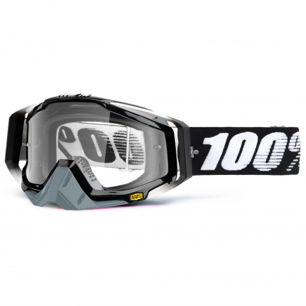 100% - Racecraft Goggle Anti Fog Mirror Lens - Fietsbrillen