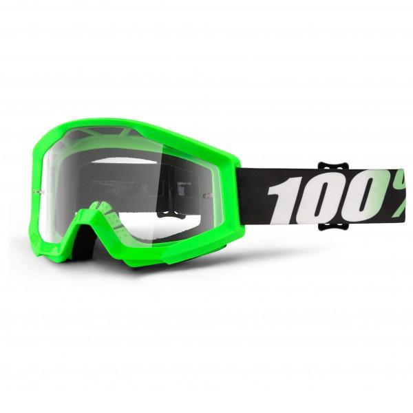 100% - Strata Goggle Anti Fog Clear Lens - Fahrradbrille