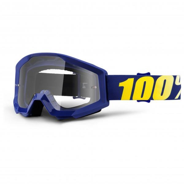 100% - Strata Goggle Anti Fog Clear Lens - Cykelbriller