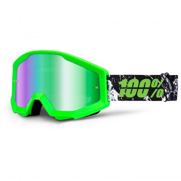 100% - Strata Goggle Anti Fog Clear Lens - Goggles
