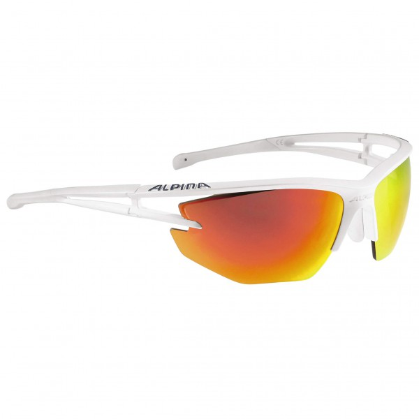 Alpina - Alpina Eye-5 HR CM+ S3 - Cycling glasses