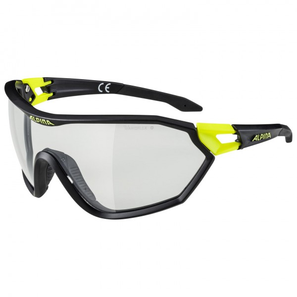 Alpina - Alpina S-Way VL+ S1-3 - Sunglasses
