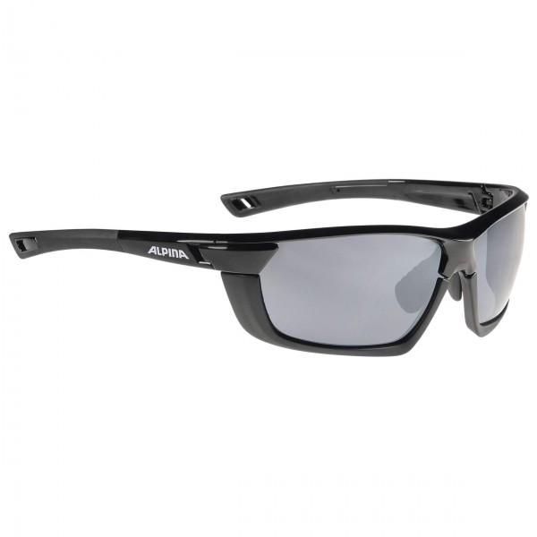 Alpina - Tri-Scray MF ClearS0+Orange MirrorS2+Black MirrorS - Sonnenbrille