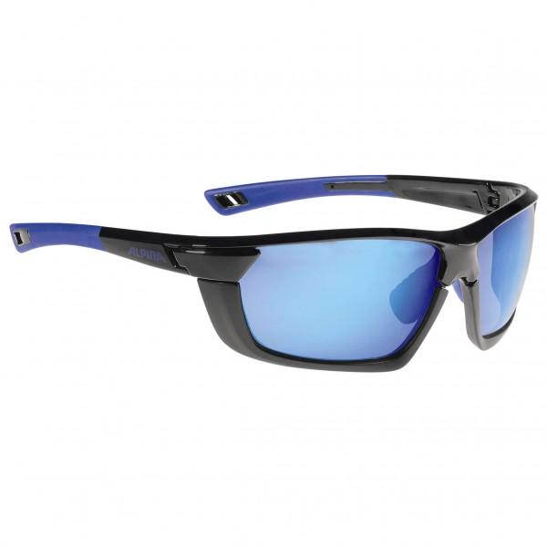 Alpina - Tri-Scray MF ClearS0+Orange MirrorS2+Blue MirrorS3 - Sunglasses
