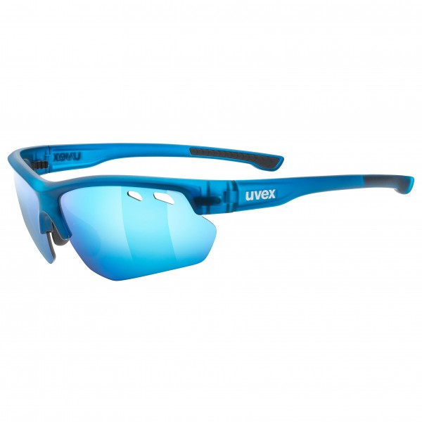 Uvex - Sportstyle 115 S0+1+3 Red - Cycling glasses