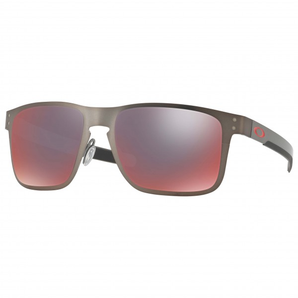 Oakley - Holbrook Metal Iridium Polarized - Sonnenbrille