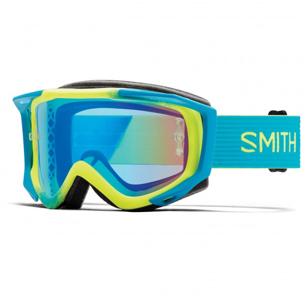Smith - Fuel V.2 ChromaPop S1 + S0 (VLT 50% + 89%) - Goggles