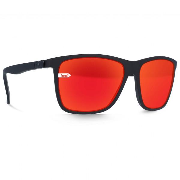 Gloryfy - Gi15 St. Pauli Sun Black I-Flex Stratos Mirror S3 - Solglasögon