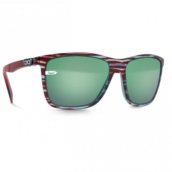 Gloryfy - Gi15 St. Pauli Sun Green I-Flex Stratos Mirror S3 - Solbriller