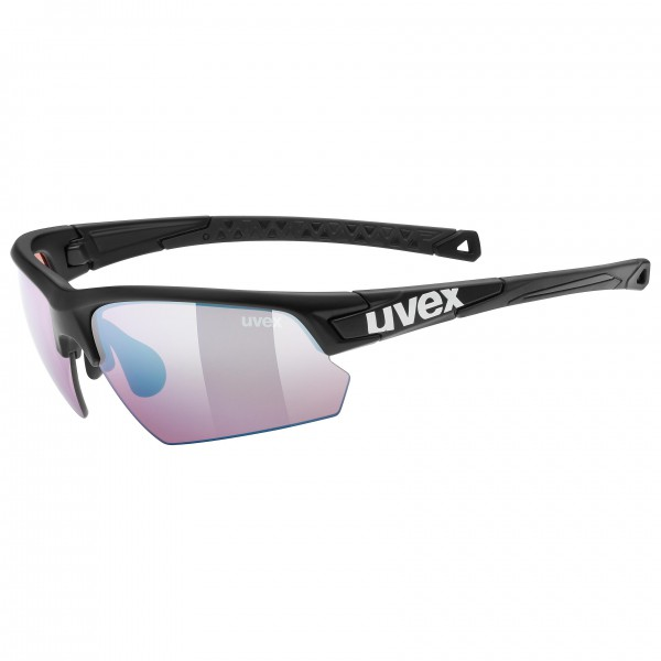 Uvex - Sportstyle 224 Colorvision Outdoor Litemirror S2 - Solbrille