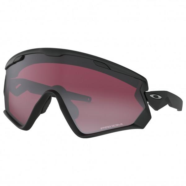 Oakley - Wind Jacket 2.0 Prizm S3 (VLT 10%) - Gletsjerbriller