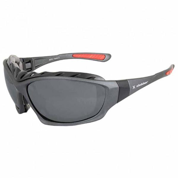 Slokker - Vision Glacier Decentered Lens Cat. 4 - Zonnebrillen