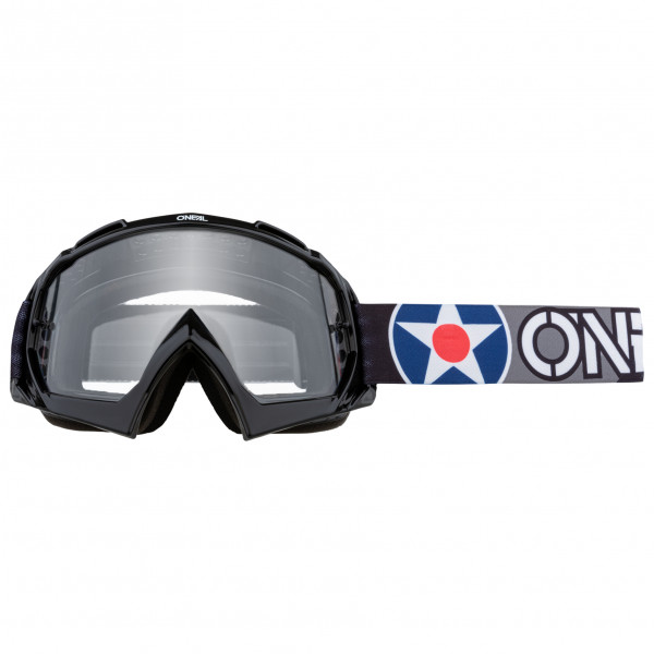 O'Neal - B-10 Goggle Clear - Skibril