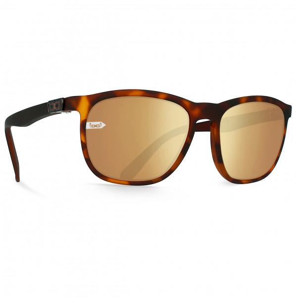 Gloryfy - Gi13 Soho Sun Havanna Mirror S2 - Sunglasses