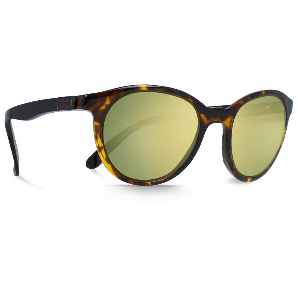 Gloryfy - Gi19 42Nd Street Sun Havanna Mirror S2 - Zonnebrillen
