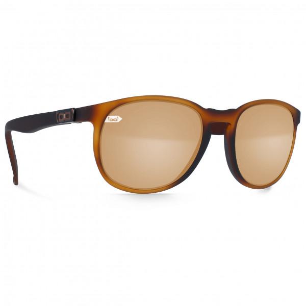 Gloryfy - Gi25 Amalfi Sun Vintage Cognac Mirror S2 - Solbrille