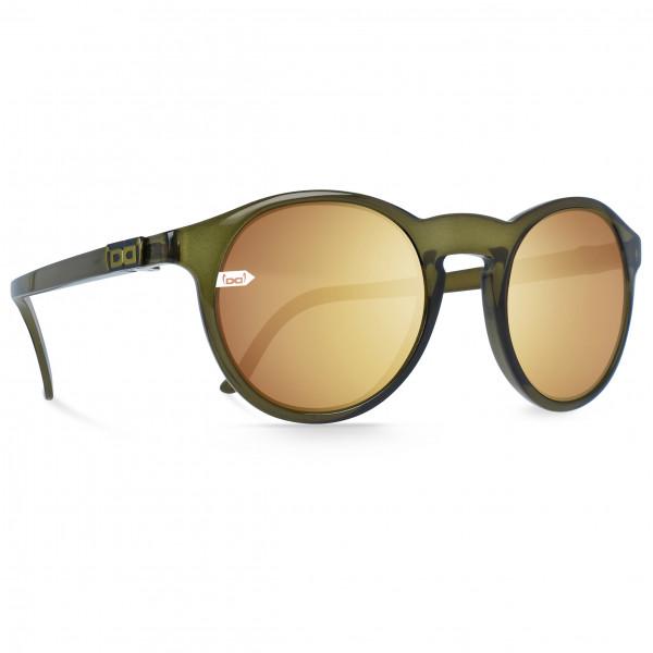 Gloryfy - Gi8 Panto Olive Mirror S2 - Solbriller
