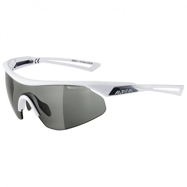 Alpina - Nylos Shield Varioflex S2-3 - Cycling glasses