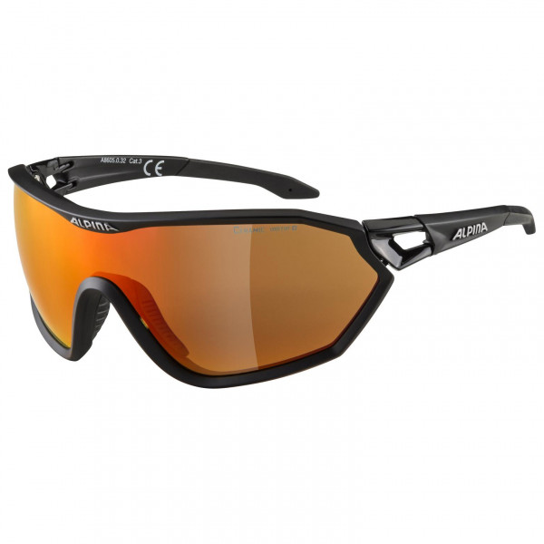 Alpina - S-Way CM+ Ceramic Mirror S3 - Sonnenbrille