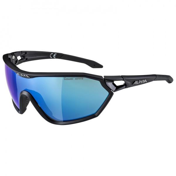 Alpina - S-Way L CM+ Ceramic Mirror S3 - Sunglasses