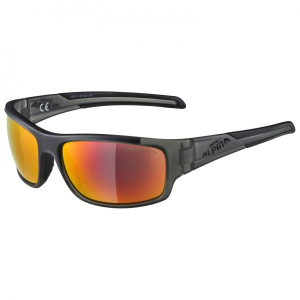 Alpina - Testido Ceramic Mirror S3 - Sunglasses