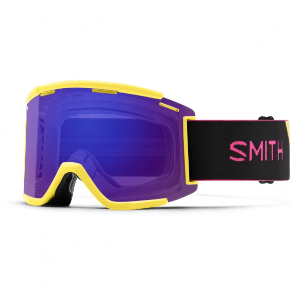Smith - Squad XL ChromaPop S2 (VLT 23%) + S0 (VLT 89%) - Goggles