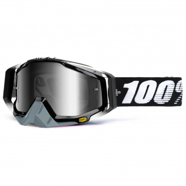 100% - Racecraft Goggle Anti Fog Mirror S2 (VLT 25%) - Cykelbriller