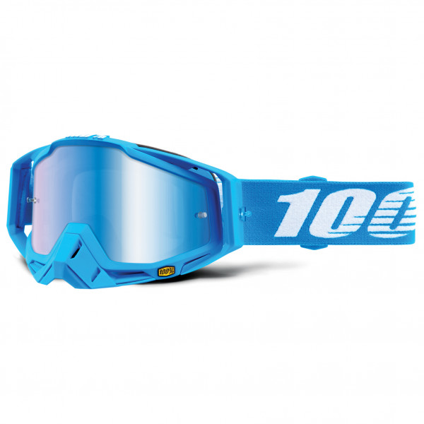 100% - Racecraft Goggle Anti Fog Mirror S2 (VLT 42%) - Velobrille