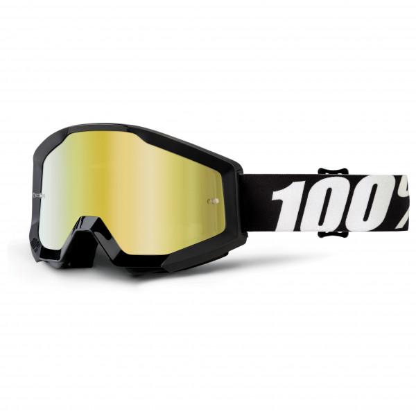 100% - Strata Goggle Anti Fog Mirror S2 (VLT 28%) - Lunettes vélo