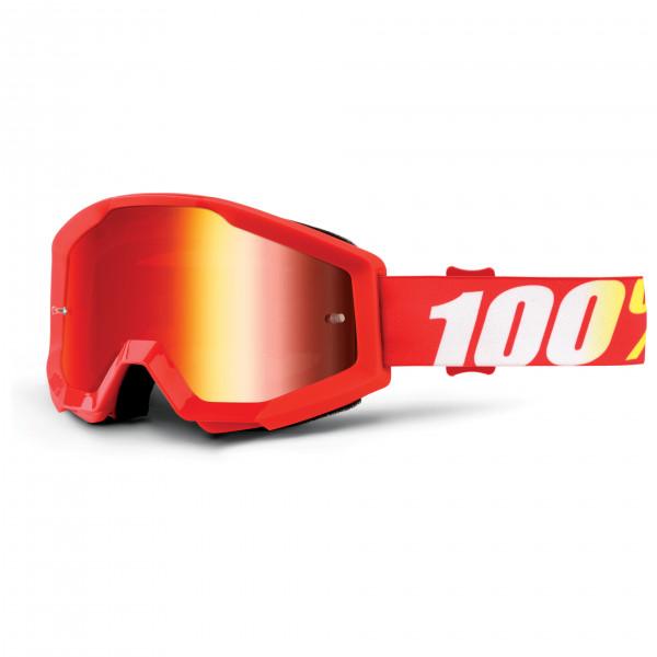 100% - Strata Goggle Anti Fog Mirror S2 (VLT 38%) - Pyöräilylasit