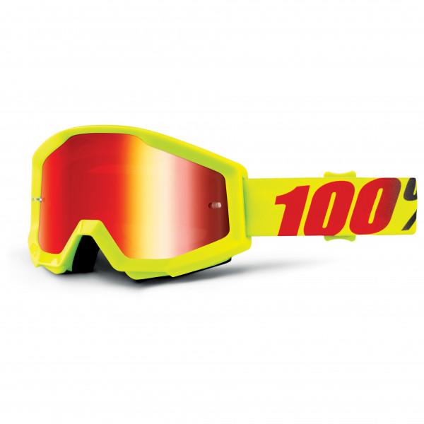 100% - Strata Goggle Anti Fog Mirror S2 (VLT 38%) - Cykelglasögon
