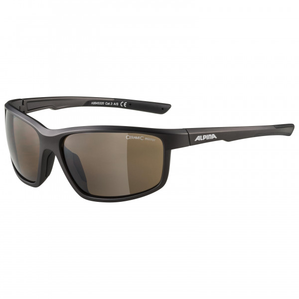 Alpina - Defey Mirror Cat 3 - Gafas de ciclismo
