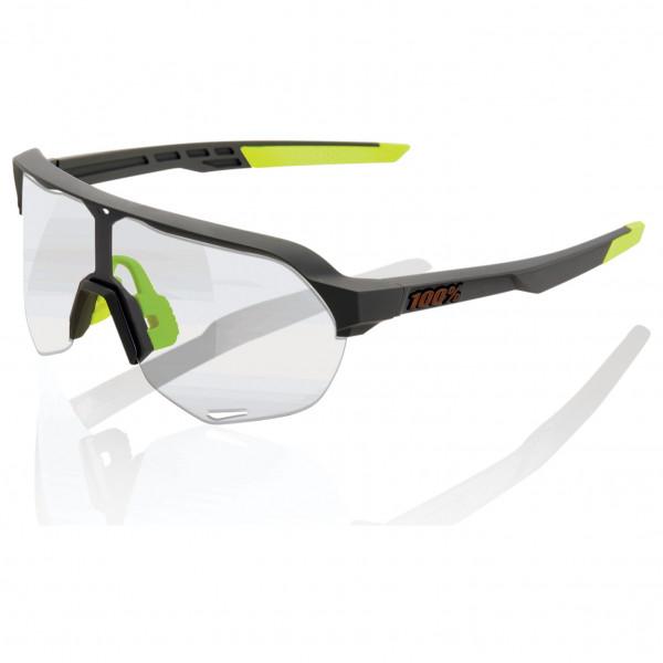 100% - S2 Photochromic S1-S3 (VLT 77%-16%) - Fahrradbrille